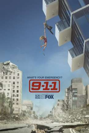 9-1-1 - 2ª Temporada Série Torrent Download