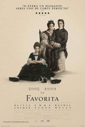 A Favorita Filme Torrent Download