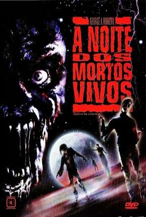 A Noite dos Mortos-Vivos Filme Torrent Download