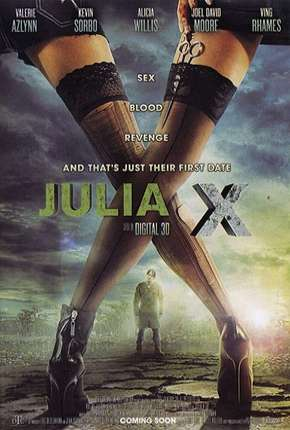 A Vingança de Julia Filme Torrent Download