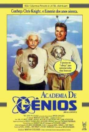 Academia de Gênios Filme Torrent Download
