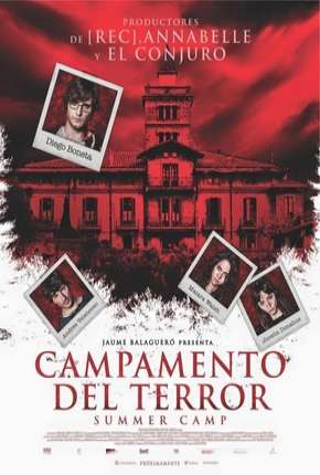 Acampamento do Terror - Legendado Filme Torrent Download