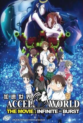 Accel World - Infinite Burst Legendado Filme Torrent Download
