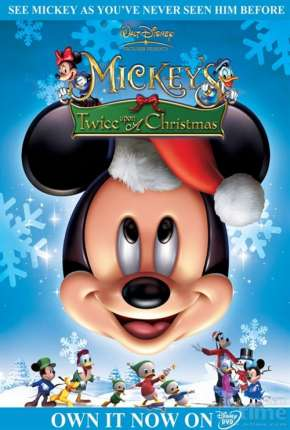 Aconteceu de Novo No Natal do Mickey Filme Torrent Download