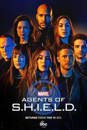 Agentes da S.H.I.E.L.D. 6ª Temporada Série Torrent Download