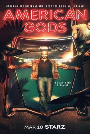American Gods - Deuses Americanos 2ª Temporada Legendada Série Torrent Download