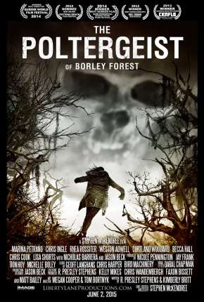 American Poltergeist - Na Floresta de Borley Filme Torrent Download