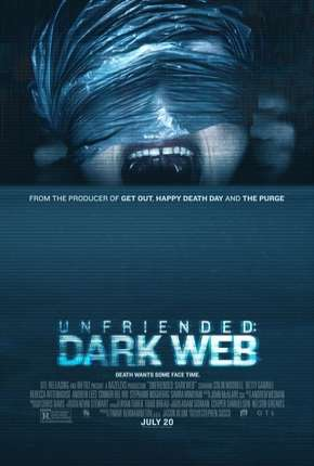Amizade Desfeita 2 - Dark Web Filme Torrent Download