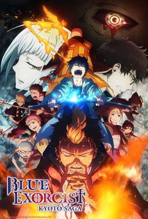 Ao no Exorcist - Kyoto Fujo O-hen Anime Torrent Download