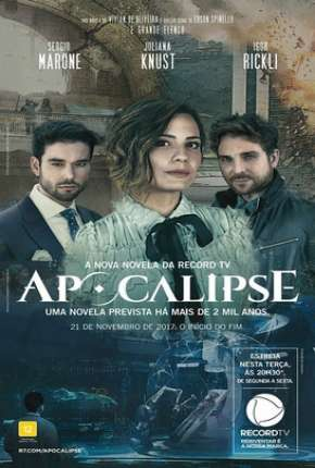 Apocalipse - Novela da Record Série Torrent Download