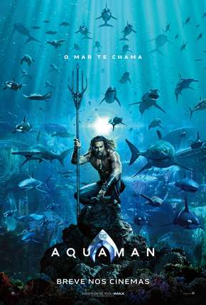 Aquaman IMAX Filme Torrent Download