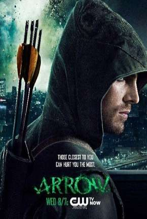 Arrow - Todas as Temporadas Completas Série Torrent Download
