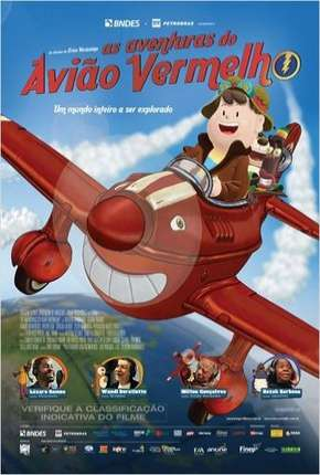 As Aventuras do Avião Vermelho Filme Torrent Download