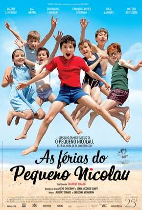 As Férias do Pequeno Nicolau HD Filme Torrent Download