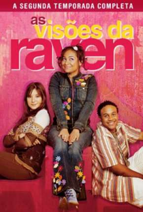 As Visões da Raven - 2ª Temporada Série Torrent Download