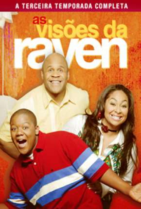 As Visões da Raven - 3ª Temporada Série Torrent Download