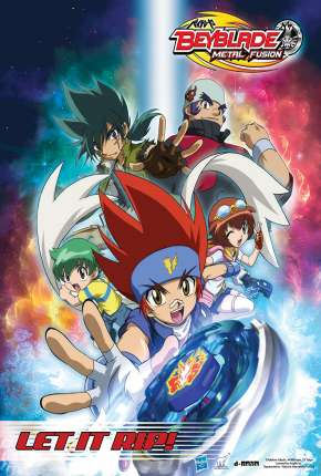Beyblade - Metal Fusion Anime Torrent Download