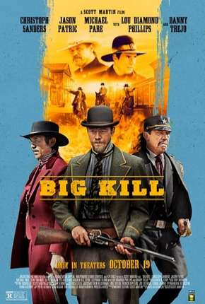 Big Kill - Legendado Filme Torrent Download