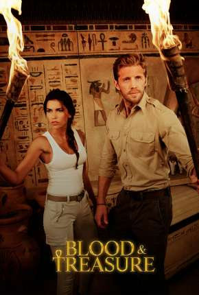 Blood and Treasure Série Torrent Download