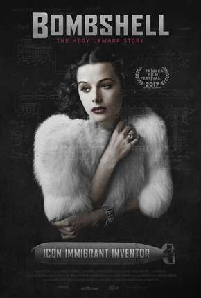 Bombshell - A História de Hedy Lamarr Legendado Filme Torrent Download