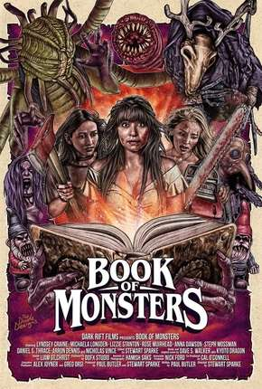 Book of Monsters - Legendado Filme Torrent Download