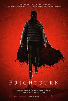Brightburn - Filho das Trevas Legendado HDRIP Filme Torrent Download