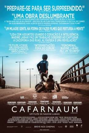 Cafarnaum - Legendado Filme Torrent Download
