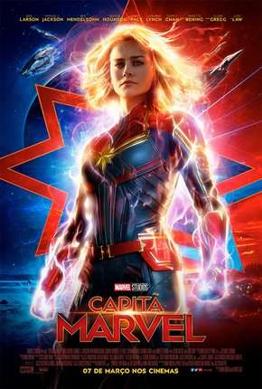Capitã Marvel - CAM Filme Torrent Download