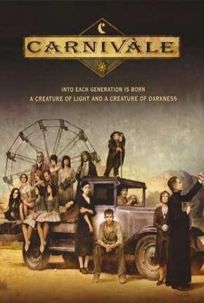 Carnivàle - Completa Série Torrent Download