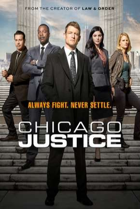 Chicago Justice Série Torrent Download