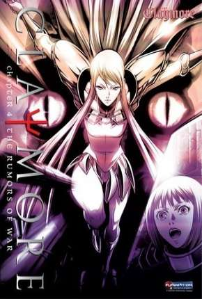 Claymore - Sem Censura Legendado Anime Torrent Download