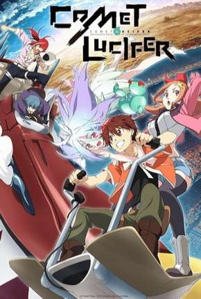 Comet Lucifer Anime Torrent Download