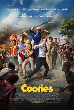Cooties - A Epidemia BluRay Filme Torrent Download
