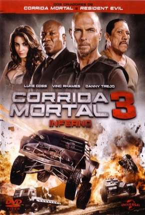 Corrida Mortal 3 - Death Race: Inferno Filme Torrent Download