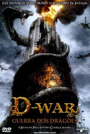 D-War - Guerra dos Dragões Filme Torrent Download