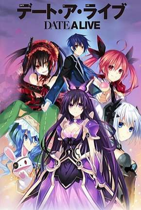 Date A Live Anime Torrent Download