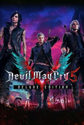 Devil May Cry 5 Jogo Torrent Download