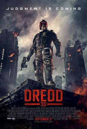 Dredd - O Juiz do Apocalipse Filme Torrent Download