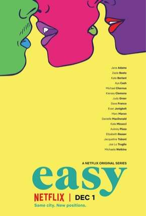Easy - 3ª Temporada Série Torrent Download
