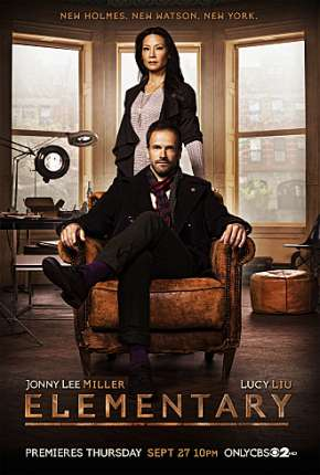 Elementary - Elementaríssimo 7ª Temporada Série Torrent Download
