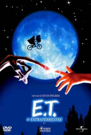 E.T. - O Extraterrestre (BluRay) Filme Torrent Download
