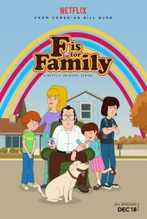 F Is for Family Desenho Torrent Download