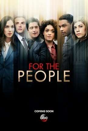 For the People - 2ª Temporada Legendada Série Torrent Download