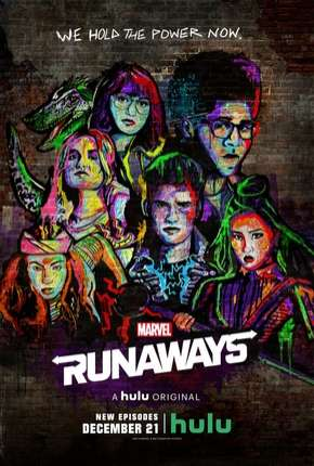Fugitivos - Runaways 2ª Temporada Série Torrent Download