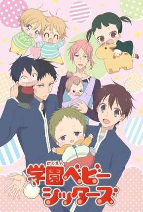 Gakuen Babysitters - Legendado torrent download