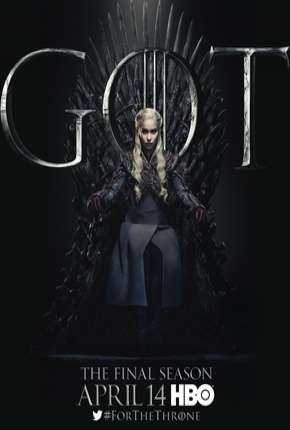Game of Thrones - 8ª Temporada Série Torrent Download