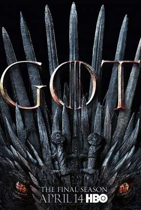 Game of Thrones - 8ª Temporada Legendada Série Torrent Download