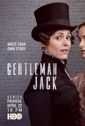 Gentleman Jack Série Torrent Download
