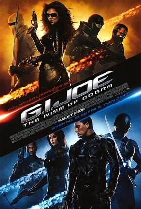 G.I. Joe - A Origem de Cobra Filme Torrent Download