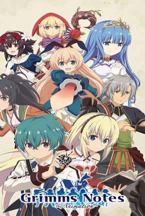 Grimms Notes The Animation - Legendado Anime Torrent Download